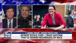 Detroit police chief: I trust anyone that is trained regardless of race