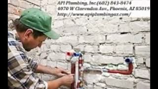 API Plumbing Inc - Video