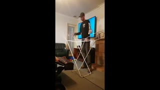 Clothes Hanger Disaster - Video