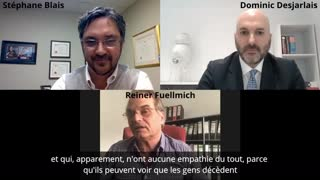 Dr Reiner Fuellmich Exposing the Orchestrators of the False Pandemic.
