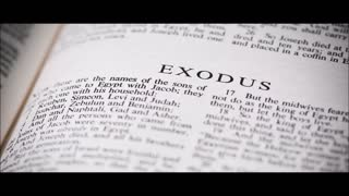 The Book of Exodus (Chapter 40)