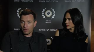 Ewan McGregor directorial debut shows in Zurich - Video
