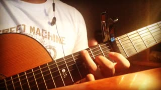 Ed Sheeran - I See Fire (Acoustic Fingerstyle cover) - Video