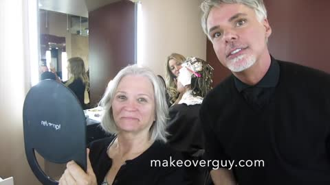 MAKEOVER: Ready for a Change! by Christopher Hopkins,The Makeover Guy®
