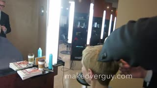 Makeover! Short and Sassy by Christopher Hopkins, The Makeover Guy® - Video