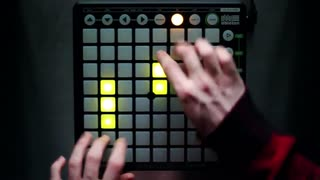 Skrillex   First of the Year (Equinox) Launchpad Cover - Video