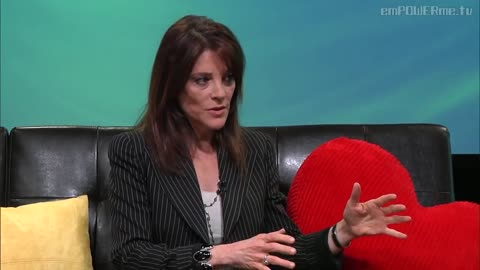 Marianne Williamson on Love and Fear - Life Bites Live