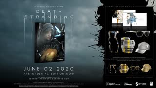 Death Stranding - Official PC Release Date Trailer