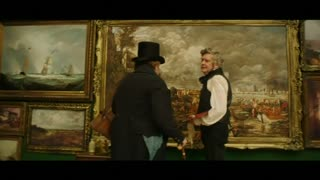 "Mike Leigh's ""Mr. Turner"" Has Cannes Critics Approval - Video"