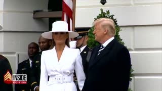 Melania Trump's post-surgery absence stirs leftist conspiracy theories.