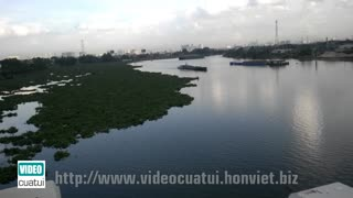 Binh Phuoc Bridge - HCMC - Video