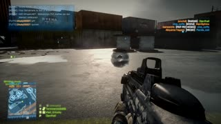 battlefield 3 bug - Video