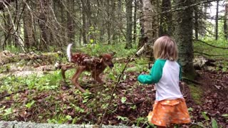 17 Cute Kids Celebrating Earth Day With Their Animal Pals - Video