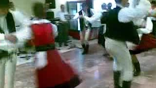 Hungarian Traditional Folk Dance - Video