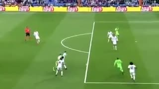 VIDEO: Bruno Cesar Goal - Real Madrid vs Sporting - Video