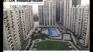 Gaur Siddhartham Apartment - Video
