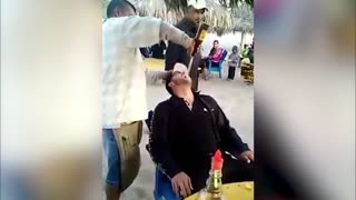 How To Get Drunk In Under A Minute - Video