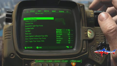 Fallout 4: How to get the Reba II sniper rifle