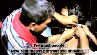 Crazy Indian Piercing Festival - Video