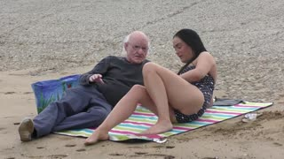 DIRTY BERTIE AT THE SEASIDE - Video