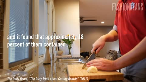 Here's How Often You Should Wash Your Cutting Board