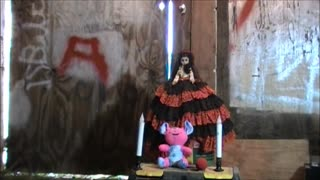 Top 5 Paranormal events captured With a Haunted Doll I own - Video