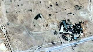 Satellite images show IS destruction of Syrian temple - Video