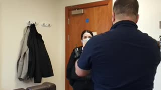 common law second police visit