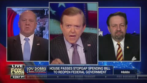 Lou Dobbs — I'm Still A Trump Supporter But He Got Rolled By Pelosi