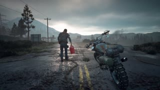 Days Gone - World Video Series Riding The Broken Road Trailer