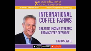 David Sewell Discusses Creating Income Streams From Offshore Sustainable Agriculture