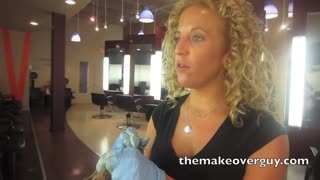 MAKEOVER: Mother and Daughters, by Christopher Hopkins, The Makeover Guy®