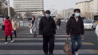 Chinese Authorities Restrict Heat Amid Freezing Temps