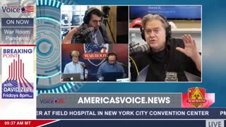 Steve Bannon RIPS The Chinese Communist Party!