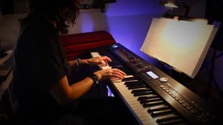 Phenomenal piano cover of Eric Clapton's 'Tears In Heaven'