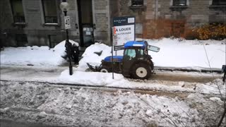 Snow Plowing and Removal, Heavy Equipment - Montreal