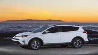 Toyota RAV4 Hybrid - 2016 Toyota RAV4 Hybrid First Test Review #Auto_HDFr - Video