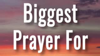 Prayer For Your Family - Video