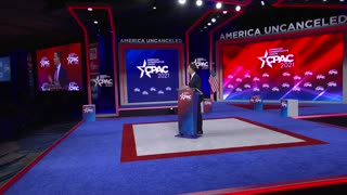 CPAC 2021- Remarks by Sen. Josh Hawley