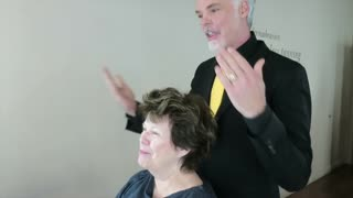 MAKEOVER: Brunette to Blonde, by Christopher Hopkins, The Makeover Guy® - Video