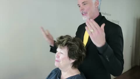 MAKEOVER: Brunette to Blonde, by Christopher Hopkins, The Makeover Guy®