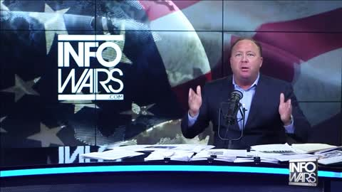 Alex Jones Predicts Future Russia Will Be Awesome: 'People Will Flock to a New America'