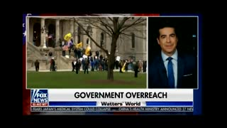 Jesse Watters talks about lockdown restrictions
