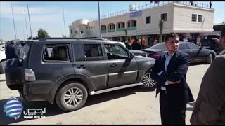 Blast Damages Convoy of Palestinian Prime Minister - Video