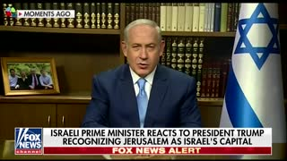 United States Formally Recognizes Jerusalem As Israel's Capital - Video