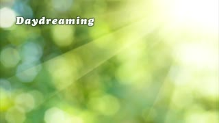 Daydreaming - composed by Yohanan Cinnamon - from Distant Shores album - Video