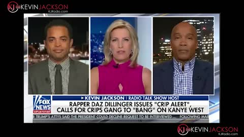 Kevin Jackson slams race card carrying leftist