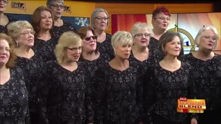 Holiday Music from Crosstown Harmony Chorus - Video