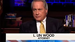 Lin Wood, President Trump won 400 plus electoral college votes
