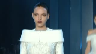 Ralph and Russo: silks, satins and crystals - Video
